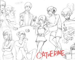Catherine by IC-ICO