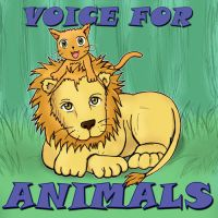 Commission: Voice for Animals by Kxela