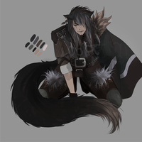 Wolfboy AUCTION [closed] by Suzu-Adopts