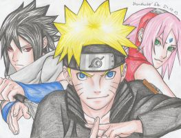 Reunion Team 7 *-* by DevilishMirajane
