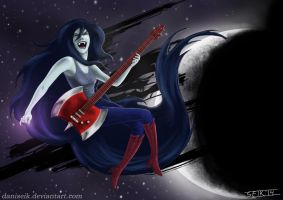 Rock the Night by DaniSeik