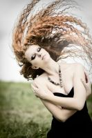 Hair of fire by OlgaC