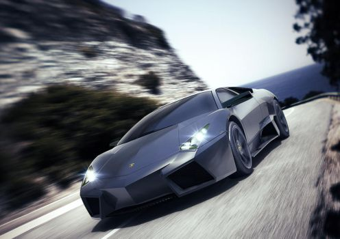 Reventon Day by DistortedImagery