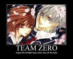 team zero of vampier knight by itachiandByakuyalove
