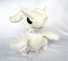 DX Reshiram Pokedoll by xSystem