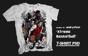 Xtreme Basketball by andry2fast