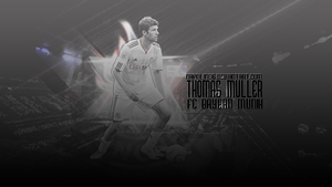 Thomas Muller Wallpaper by napolion06
