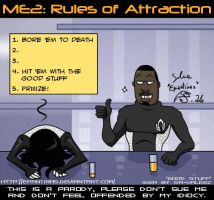 ME2 Rules of Attraction by Epantiras