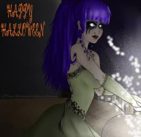 Happy All Hallos Eve by FlowerAlchemist91