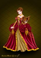 Royal Jewels Dress Edition: Belle by MissMikopete