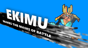 Ekimu confirmed for Smash Out by Cheatster9000x