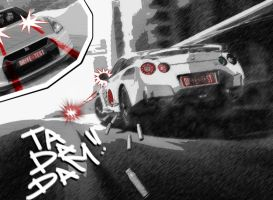 GT-R Attacks by Bambr