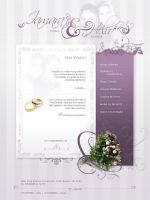 Wedding Website by variant73 by designerscouch