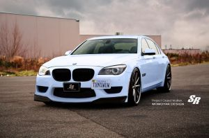 SR Auto Group BMW F02 M7 by MOMOYAK by MOMOYAK