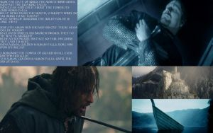 Lament for Boromir by hmsmercury