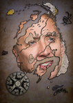 Continent of Nic Cage - It's a joke - Photoshop by Crimson-eyed-sermon