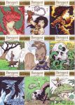 World Of Fantasy Z Card Cover Cards by Steevcomix