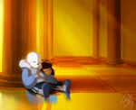 Undertale - Let's Just Take A Break by TC-96