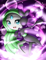 Meloetta (remade) by Parastatic