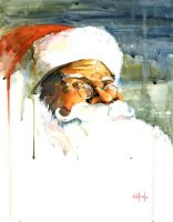 Santa 2006 by RobHough