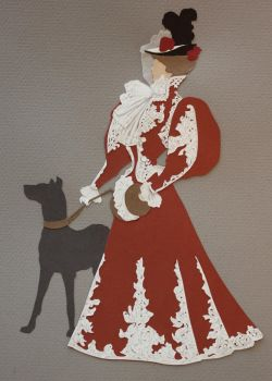 1890s Silhouette by ColeV