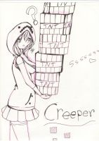 .:Creeper:. by alexpc901