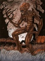 PumpkinHead by BlackCoatl
