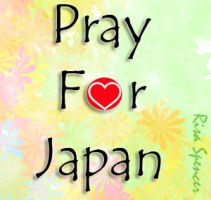 pray for japan icon by Karu940