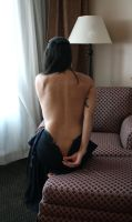 The sculpted back by djagenta