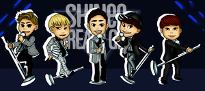 SHINee - Dream Girl by TheDutchesse