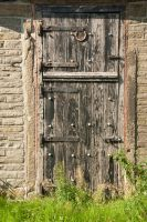 Wooden Door 25654673 by StockProject1