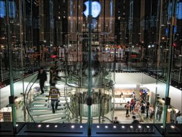 New Apple Store 2007 by steeber