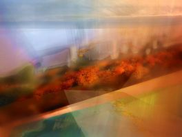 high autumn dreams of the city by creapicform
