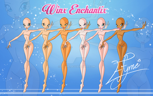 Pack Winx Enchantix by Efyme