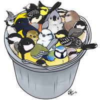 Bucket of Tits by twapa