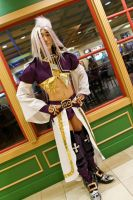 Kuja cosplay full body shot by SoCoPhDPepper