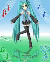 Miku your Life by JerbyDust