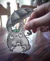 Totoro Paper Child by Naminex3