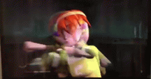 Donnie and April Dancing! Gif by TurtleTitan97