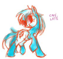 CAFE LATE by bambiin