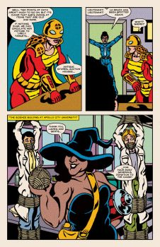 Lady Spectra and Sparky: The Witching Hour pg 06 by JKCarrier