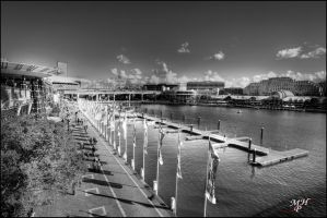 Darling Harbour HDR by MarkHumphreys