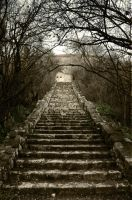 Stairway to... heaven? by tomkenar