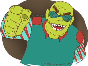 Russel by skurshecia