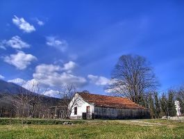 Old house by rade32