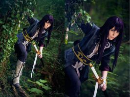 Tales of Vesperia - Yuri Lowell by Calssara