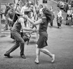 Lindy hop by sandas04