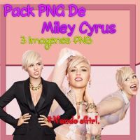 Pack PNG De Miley Cyrus by CarrotsGirl