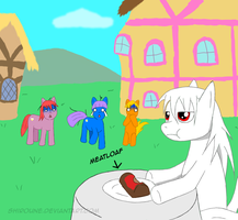 Meatloaf by Shiroune