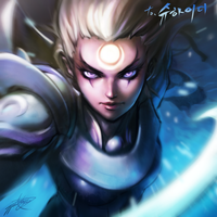 Diana - Lunar Rush by ptcrow